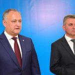 Додон о встрече с Красносельским: Положительные шаги есть и с правого, и с левого берегов Днестра