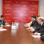 Гречаный на встрече с представителем USAID: ПСРМ выступает за сбалансированную внешнюю политику Молдовы (ФОТО)