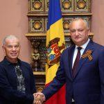 Газманов и Майданов прибыли в Кишинев для участия в грандиозном концерте и встретились с Додоном (ФОТО)