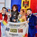 """Додон поблагодарил DoReDos и Филиппа Киркорова за успех Молдовы на """"Евровидении-2018"""""""