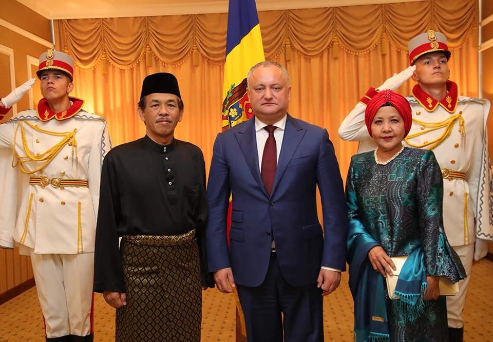 Назначены новые послы Малайзии, Мексики и Вьетнама в Молдове (ФОТО)