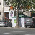 Одинцов: За полгода от машин на тротуарах на бульваре Штефана чел Маре можно было избавиться
