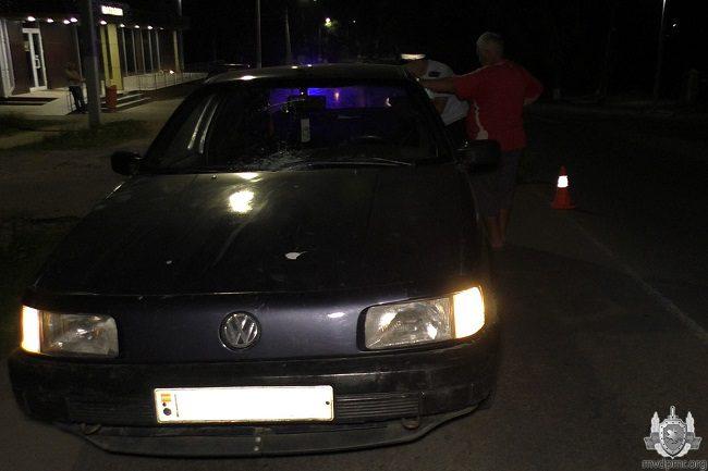 Пожилой приднестровец сбил молодого человека в Суклее (ФОТО)