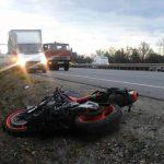 В ночном ДТП в Окницком районе погиб мотоциклист