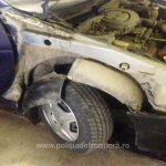 Румын пытался вывезти из Молдовы более 9 тысяч сигарет, переделав под контрабанду свой автомобиль (ФОТО)
