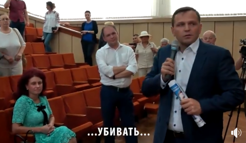 Батрынча поймал представителя Нэстасе на наглой лжи в прямом эфире (ВИДЕО)