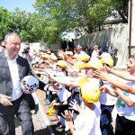 В Гагаузии открылись два спортивных комплекса, построенных по инициативе президента (ФОТО)