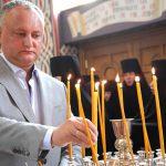 Додон: Поддержка церквей и нашей православной веры – один из моих приоритетов