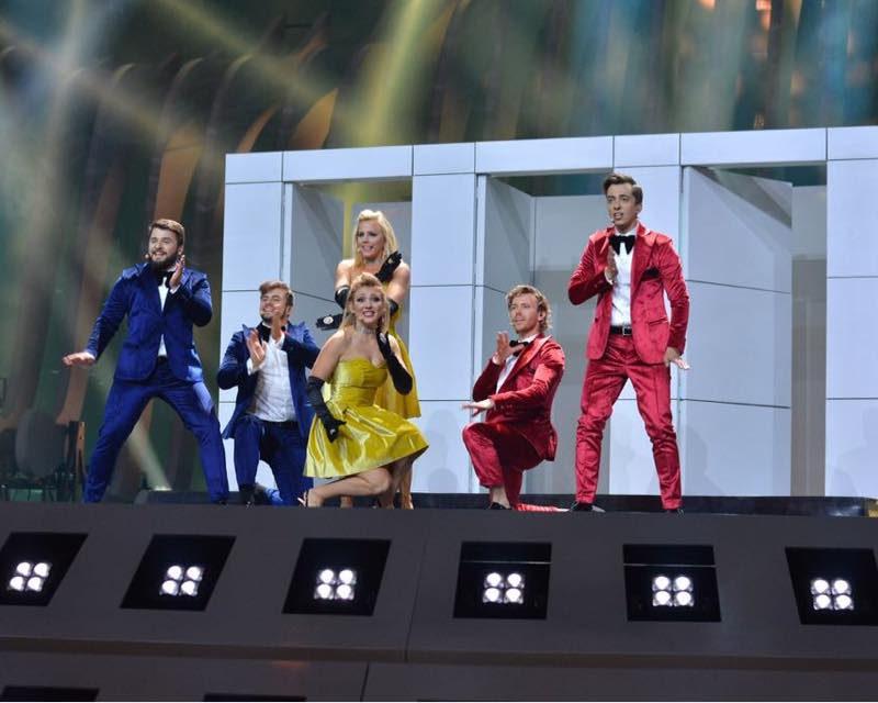 """Молдавская группа DoReDos прошла в финал """"Евровидения – 2018"""" (ВИДЕО)"""