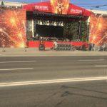 В Кишиневе полным ходом идет подготовка к праздничному концерту ко Дню Победы (ФОТО, ВИДЕО)