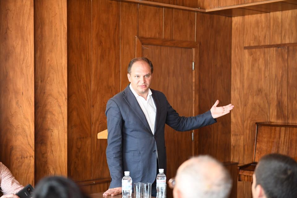 Чебан: Важно, чтобы в Кишиневе и во всей стране работало больше фабрик,которые создавали бы новые рабочие места и производили экологически безопасную и качественную продукцию