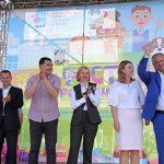 В организованном президентом Фестивале семьи в Комрате приняли участие 10 тысяч человек (ФОТО)