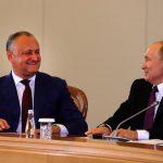 Встреча Додон - Путин: о чем говорили президенты Молдовы и России в Сочи (ФОТО)