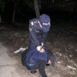 Напавший на человека с ножом вор в Бельцах был задержан полицией
