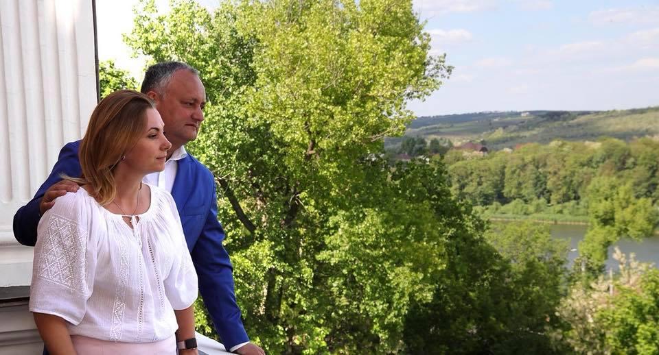 Додон: Еще раз убедился, что есть в Молдове красивые места и нам есть чем гордиться (ФОТО)