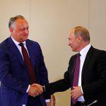 Додон рассказал, когда в Молдову с визитом прибудет Путин (ВИДЕО)