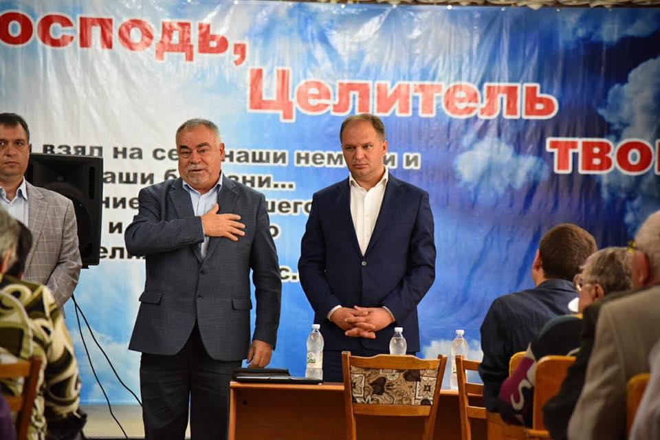 Чебан озвучил инициативы в помощь слабовидящим жителям Молдовы (ФОТО)