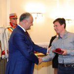 Президент вручил высокие награды выдающимся гражданам страны (ФОТО)