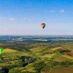 Старый Оргеев с высоты птичьего полёта: в сети появились невероятной красоты фотографии с фестиваля воздушных шаров (ФОТО)