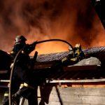 Трагедия в Унгенах: женщина сгорела заживо в собственном доме