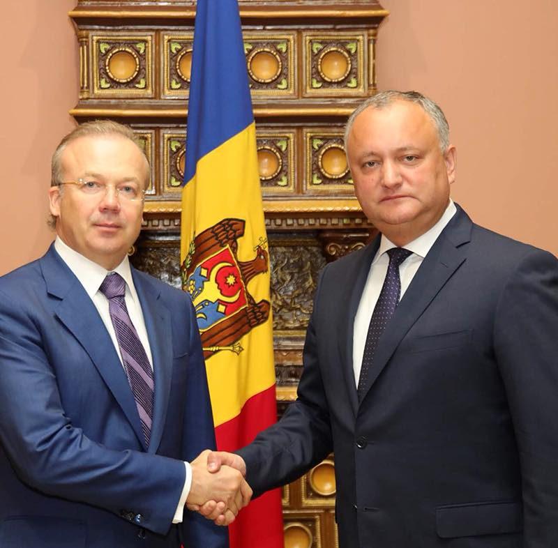 Назаров: Путин сказал, что России нужно выстроить с Молдовой долгосрочные дружественные и экономические взаимовыгодные отношения (ВИДЕО)