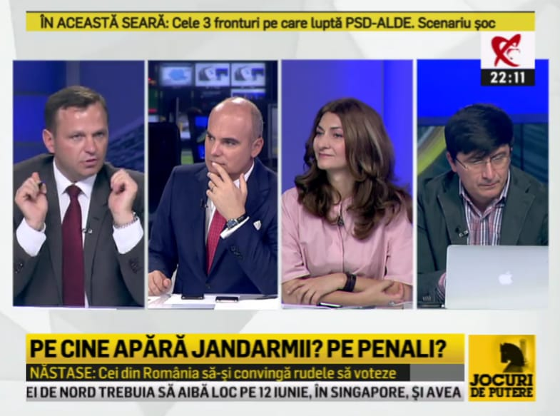Бухарест роднее, чем Кишинев: Нэстасе поехал на дебаты…в Румынию!