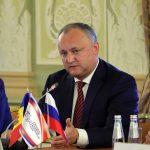 Додон: Без сильной России Молдова не сможет решить свои проблемы (ВИДЕО)