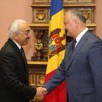 Президент выступил за интенсификацию торгово-экономических отношений между Молдовой и Катаром