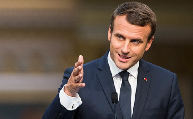 Игорь Додон планирует встретиться с президентом Франции (ВИДЕО)