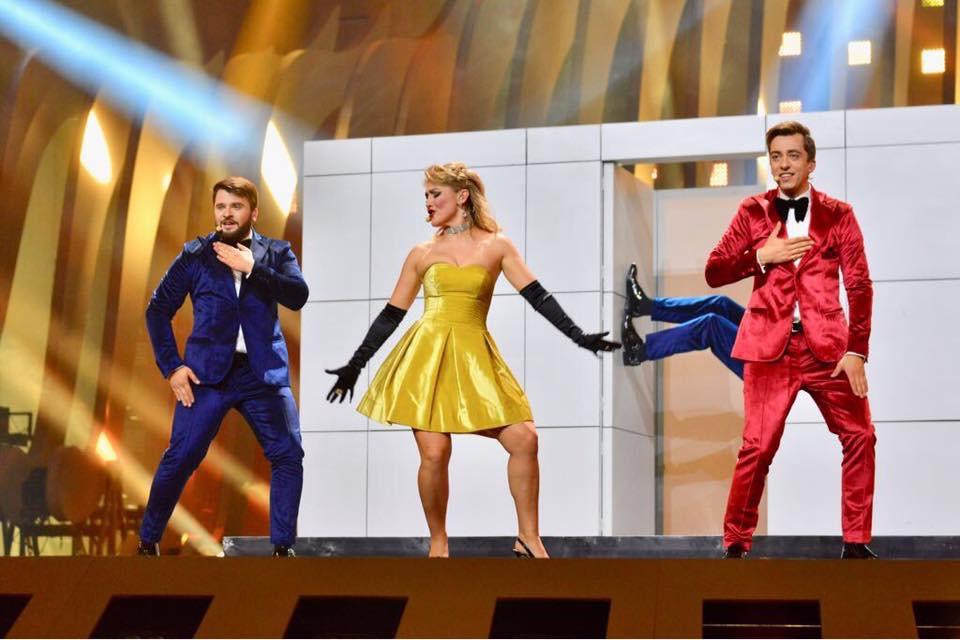 Молдова вошла в топ-10 «Евровидения-2018»