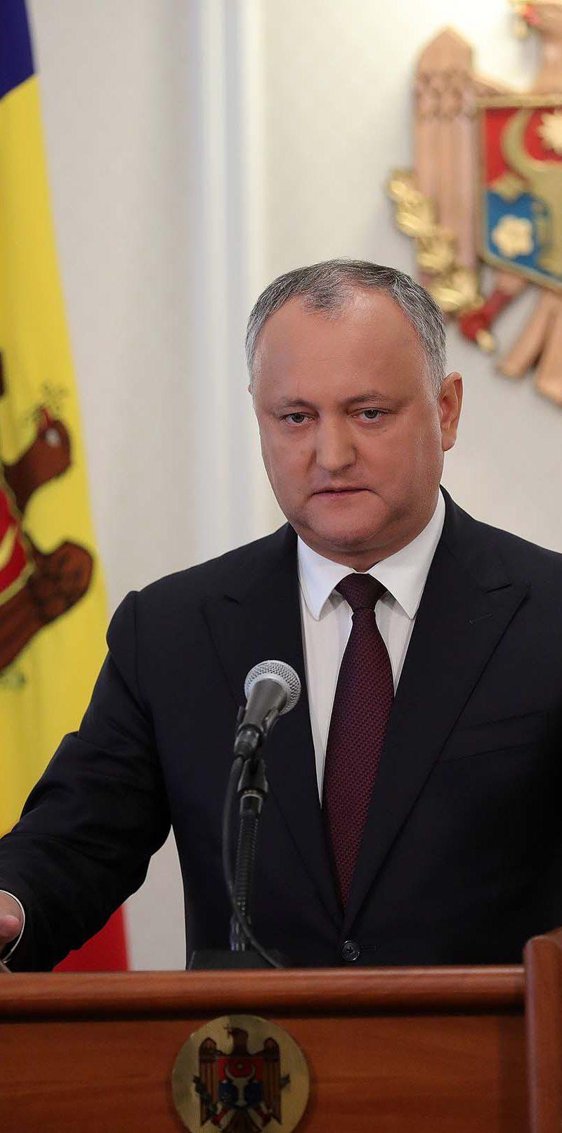 Додон: У Молдовы не может быть будущего без хороших отношений с Россией (ВИДЕО)