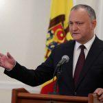 Додон: Мы обсуждаем возможность принятия закона для амнистии молдаван в России по статье 27 (ВИДЕО)