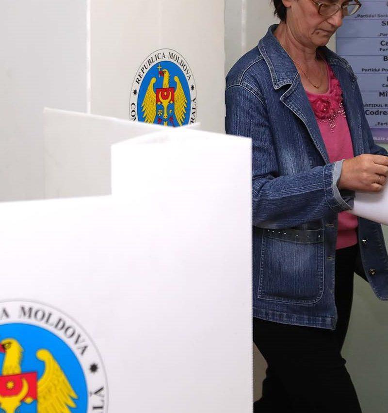 Более 80% заключенных с правом голоса в Кишиневе и Бельцах проголосовали на выборах примара