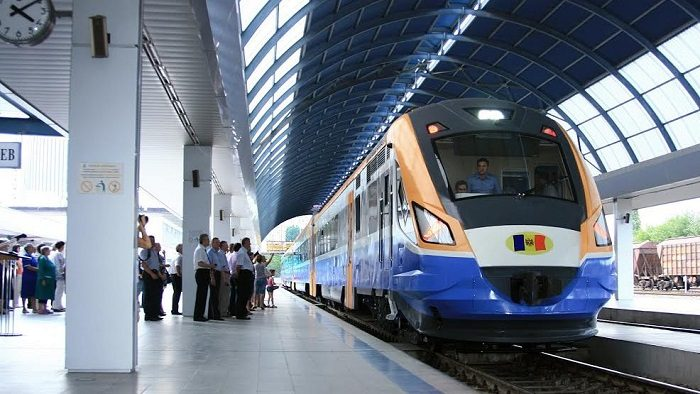 Поезд Кишинев-Одесса будет ездить ежедневно до 23 сентября