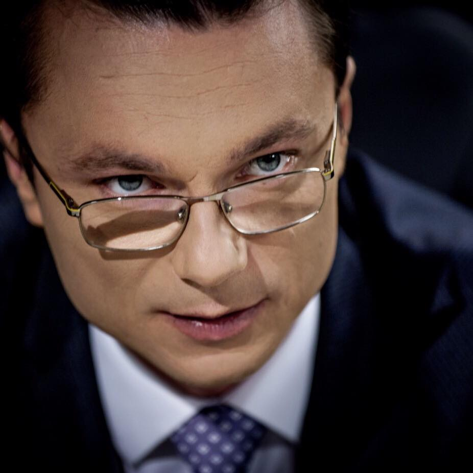 Журналист Георге Гонца согласился вести дебаты Иона Чебана и Андрея Нэстасе