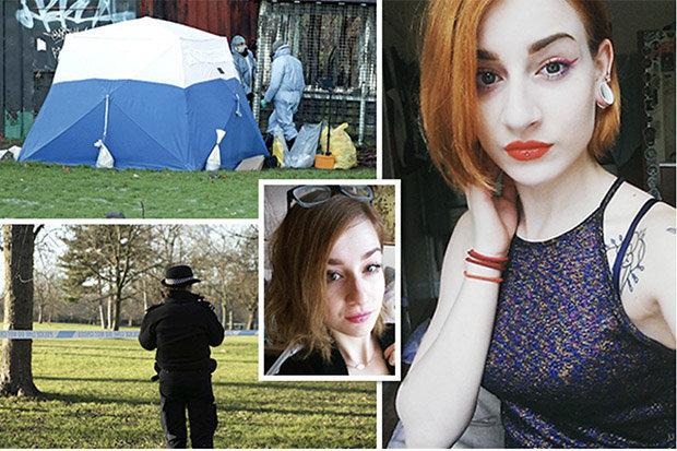 Убившего молдаванку в парке Лондона мужчину приговорили к пожизненному заключению