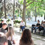 Ион Чебан рассказал кишиневцам о планах по восстановлению зеленых зон столицы (ВИДЕО)