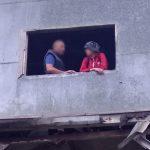 В Дубоссарах забравшаяся на башню пьяная женщина поставила на уши местных жителей и милицию