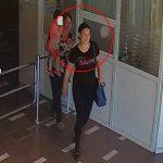 Женщины с ребёнком украли мобильный телефон из столичной больницы (ВИДЕО)