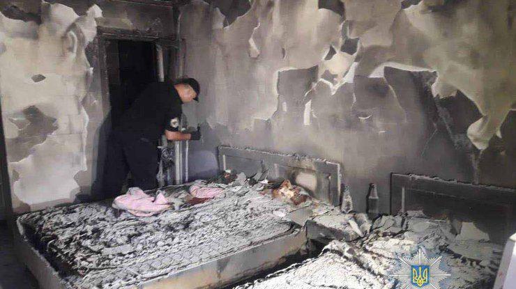 Взрыв на базе отдыха в Затоке спровоцировал молдаванин