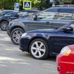 Чебан: Решение проблемы парковки на тротуаре - это возведение многоуровневых парковок (ВИДЕО)