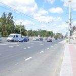 Дорожное движение в центре Кишинёва завтра будет временно приостановлено