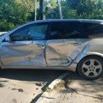 Трое детей пострадали в серьезной аварии в Рыбнице (ФОТО)