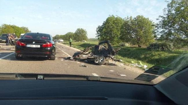Стали известны новые подробности смертельной аварии на трассе Кишинёв-Бельцы