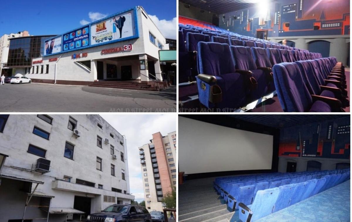 """Четыре кинотеатра """"Patria"""", два ресторана и парк развлечений выставлены на продажу"""