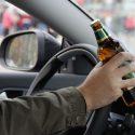 Лишённый водительских прав мужчина снова попался пьяным за рулём