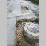 Зрелище не для слабонервных: во что превратились столичные дороги после дождя (ВИДЕО)