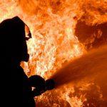 В Сороке машина загорелась во время движения (ВИДЕО)