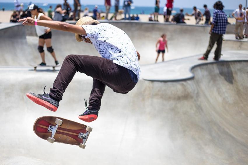 """Решено: в """"Долине роз"""" на Ботанике появится скейт-парк"""