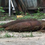 В Тирасполе при строительстве бассейна были обнаружены боеприпасы, пролежавшие под землёй более 70 лет (ФОТО)